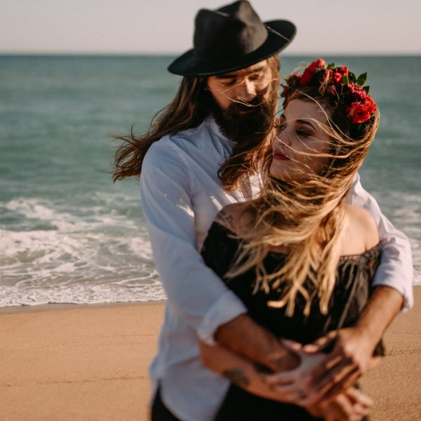 Love Session on the Beach