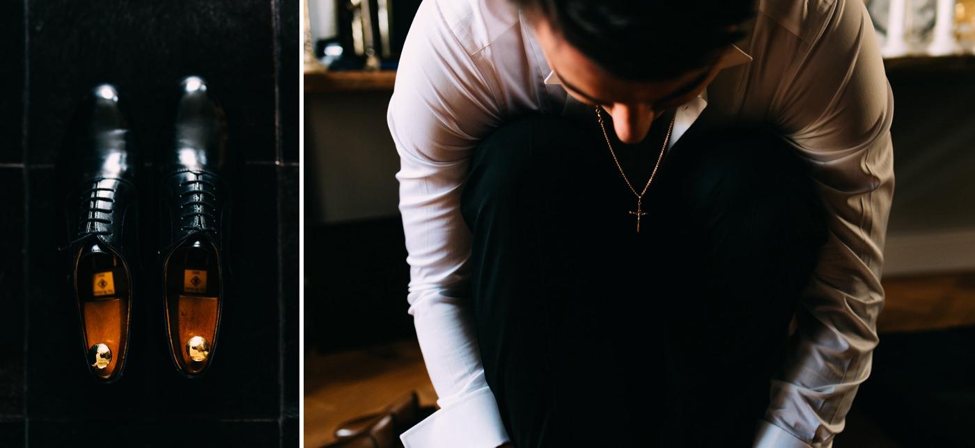detale slubne pan mlody- wesele amber room warszawa- luke sezeck