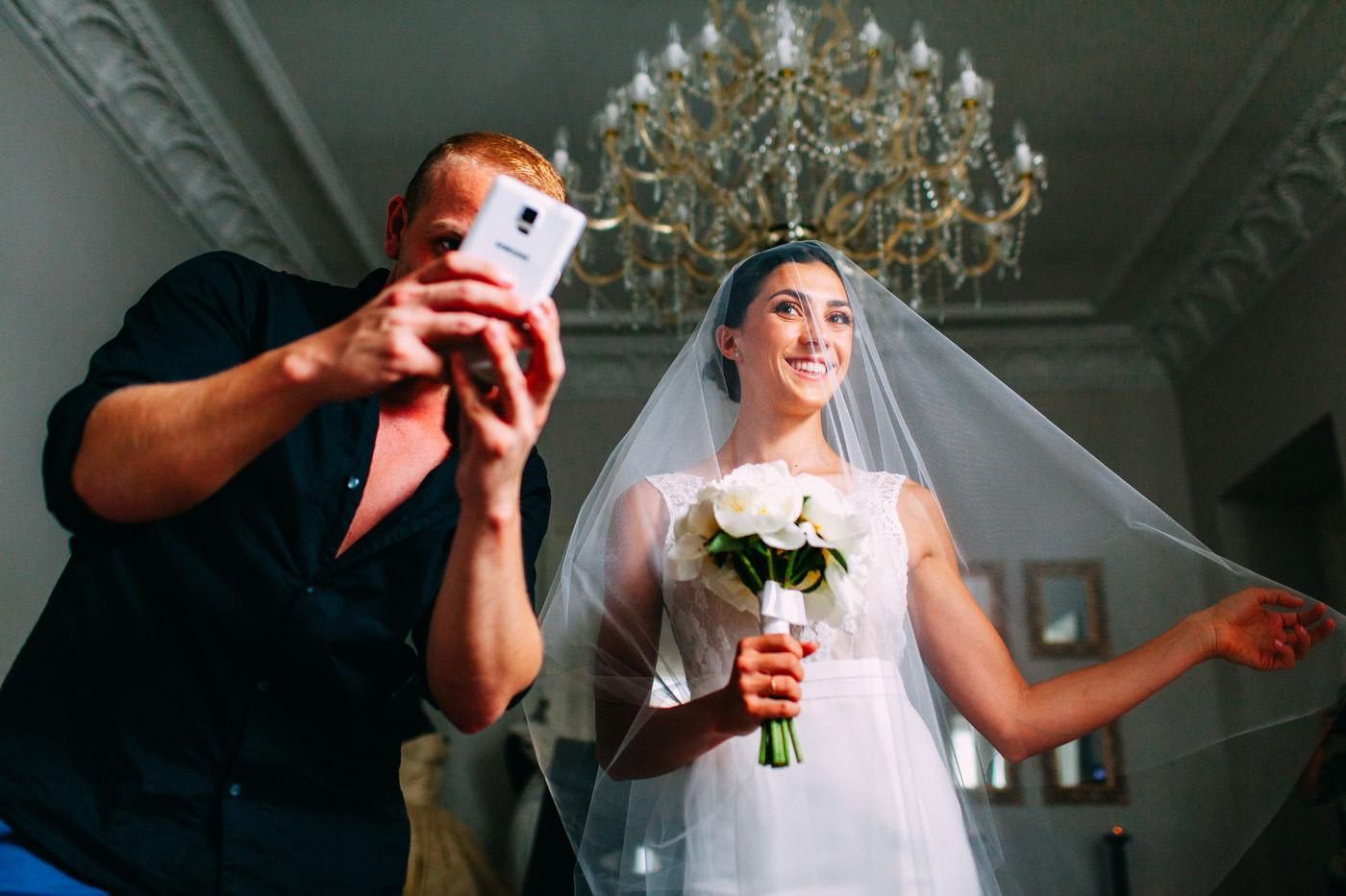 przygotowania panny mlodej u robert czerwik- wesele amber room- luke sezeck