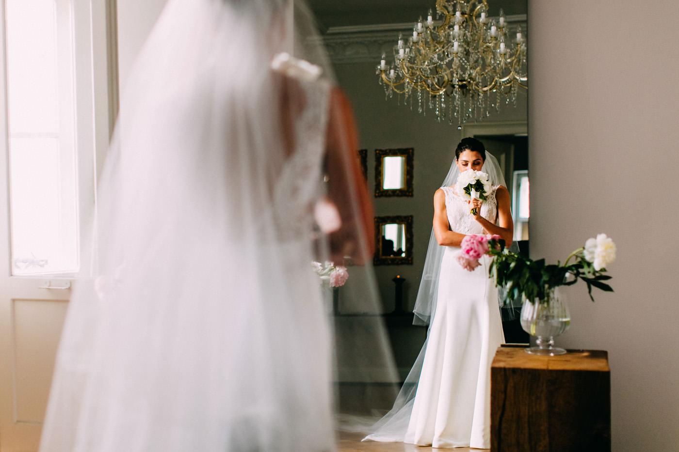suknia slubna robert czerwik- wesele amber room- luke sezeck