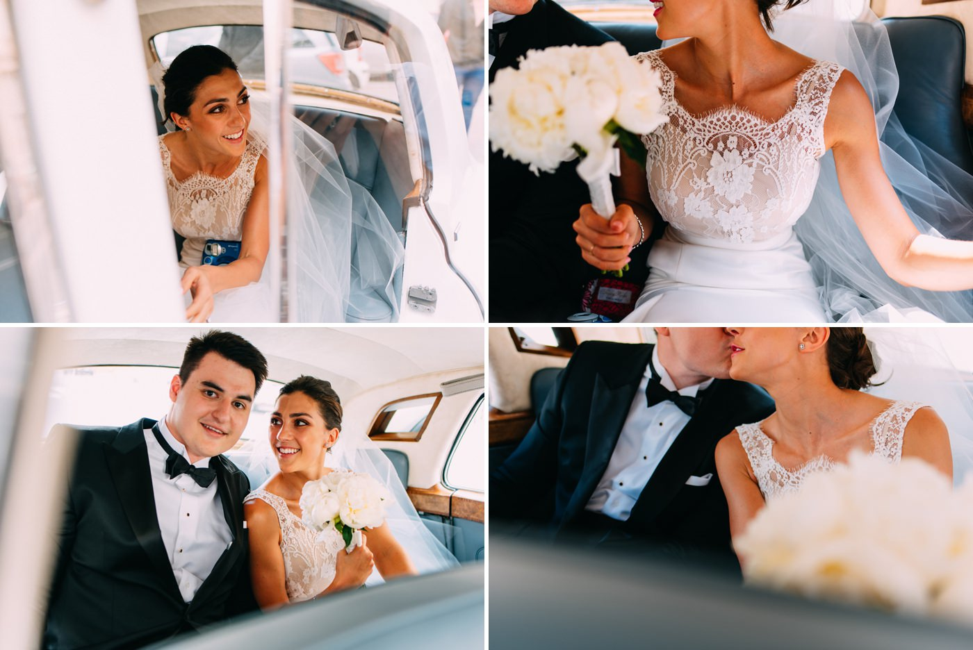 mloda para w drodze do kosciola- wesele amber room- luke sezeck