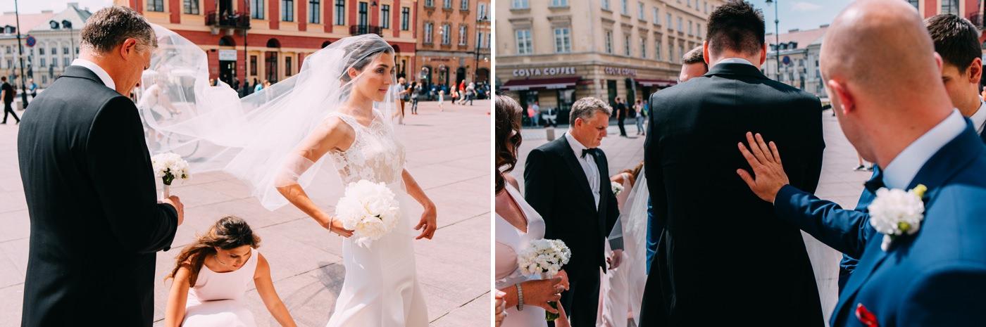 przed ceremonia slubna- wesele amber room- luke sezeck