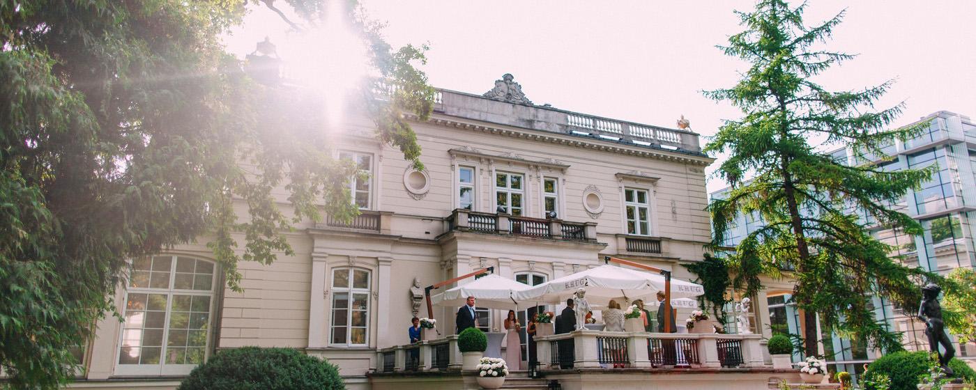 pałac sobańskich- wesele amber room- luke sezeck