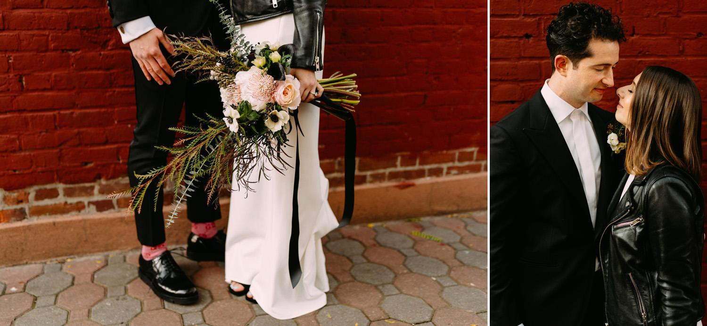 city winery jewish wedding- new york city- Luke Sezeck Photographer