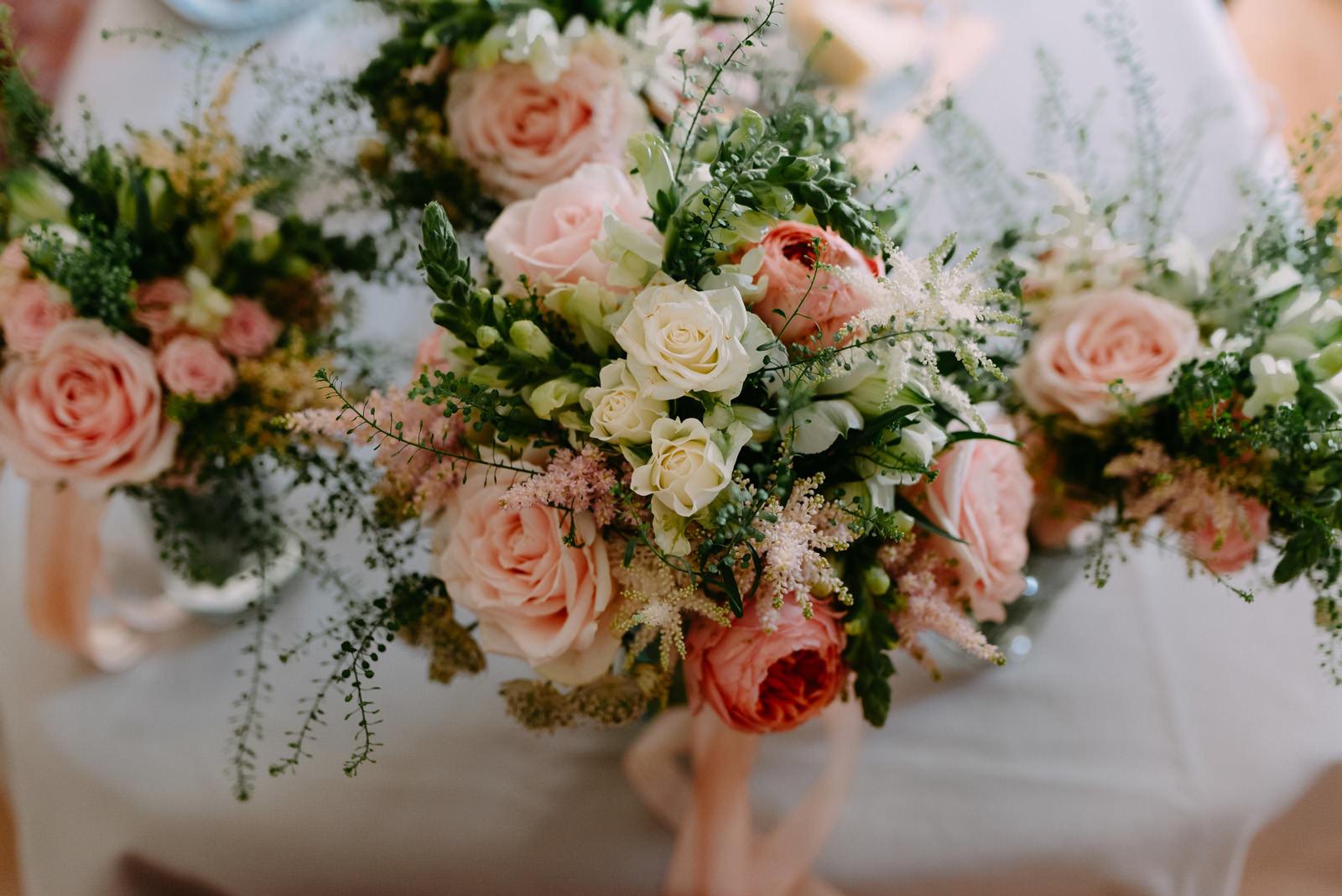 ślubne dekoracje kwiatowe pałac zdunowo