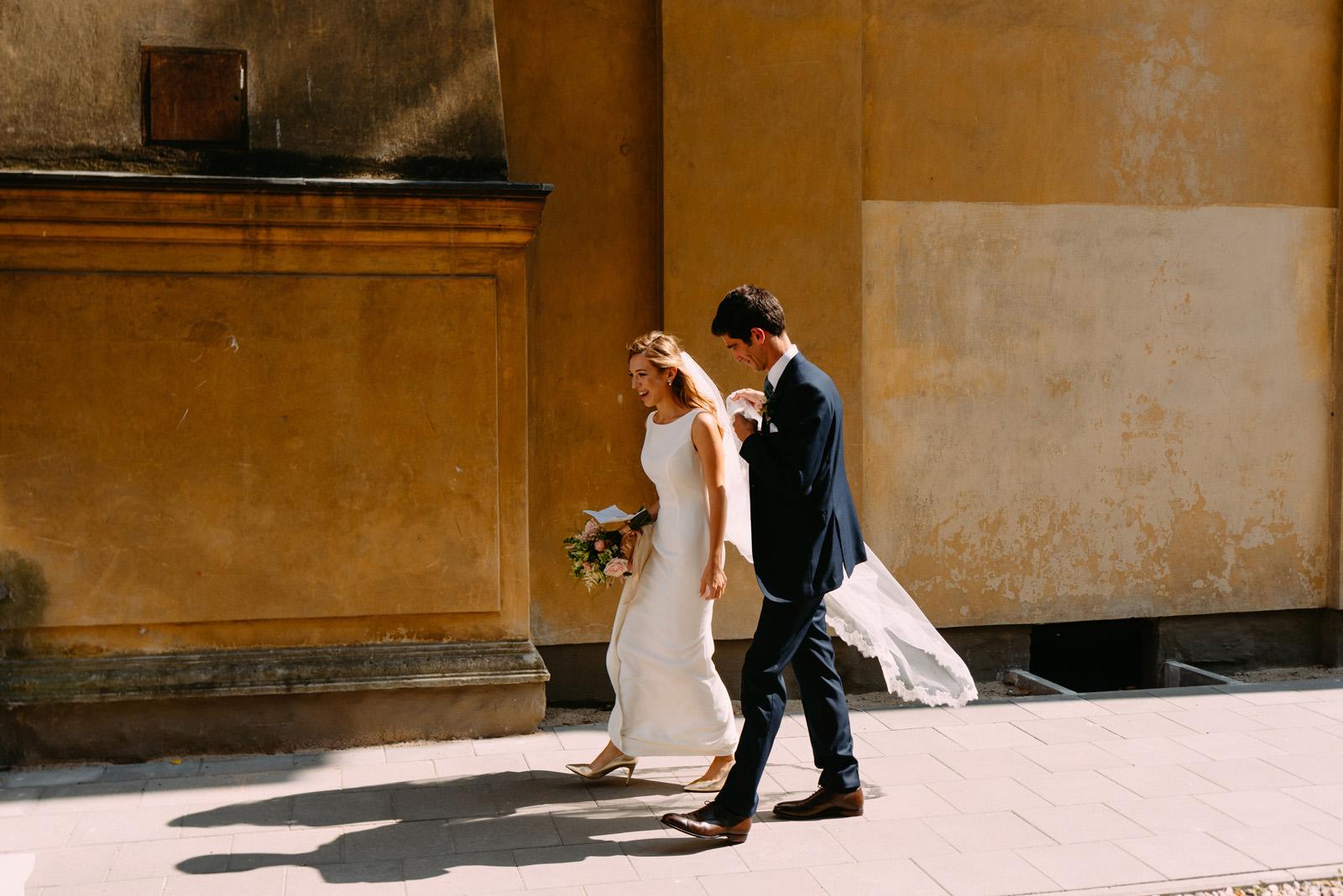 portret młodej pary- wesele pałac zdunowo- Luke Sezeck
