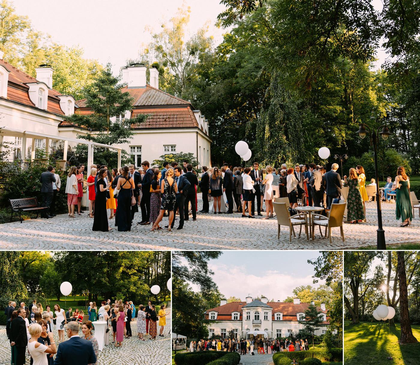 elegancki ślub i pałac zdunowo- Luke Sezeck fotograf slubny