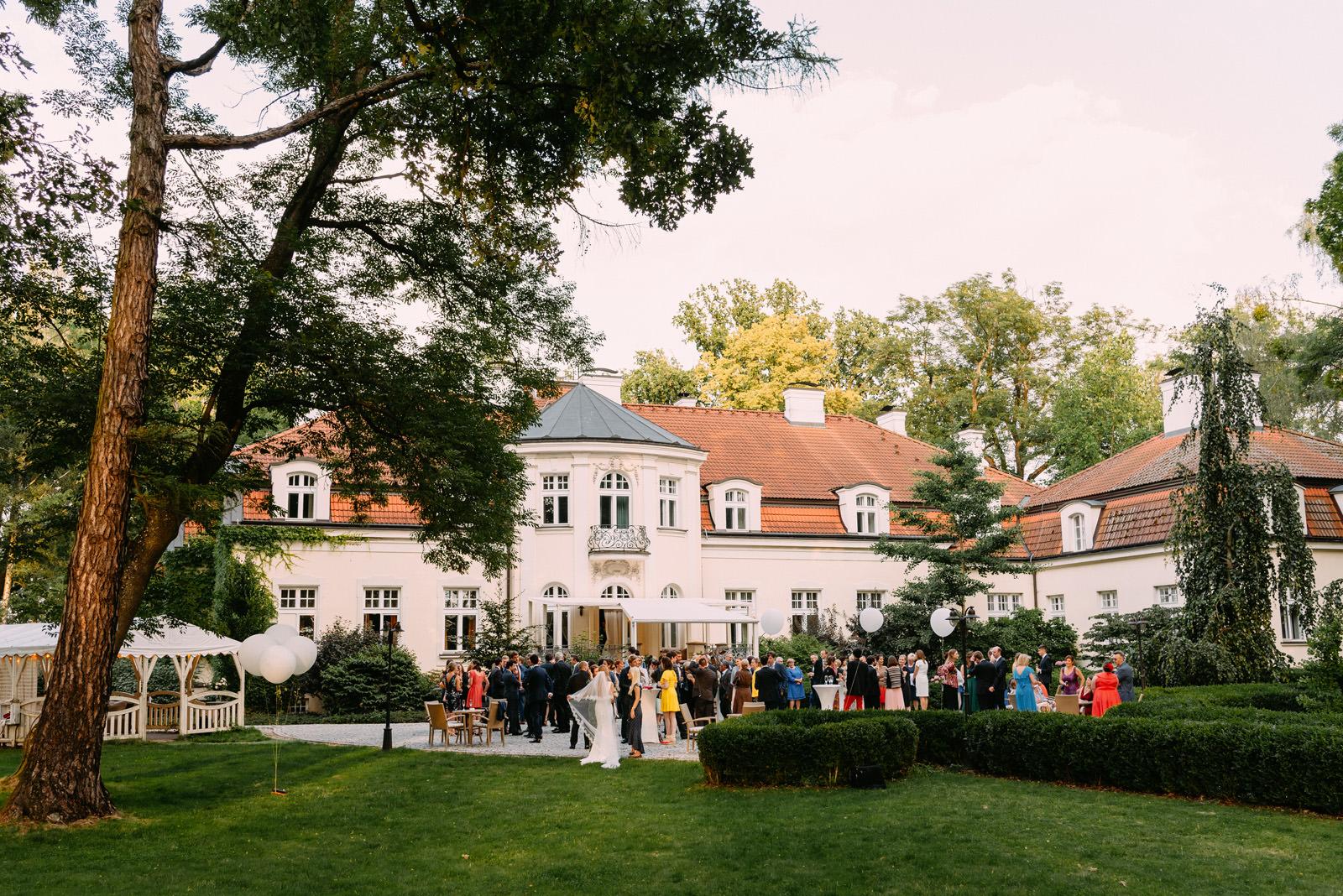 Pałac Zdunowo- wesele międzynarodowe w obiektywie Luke Sezeck