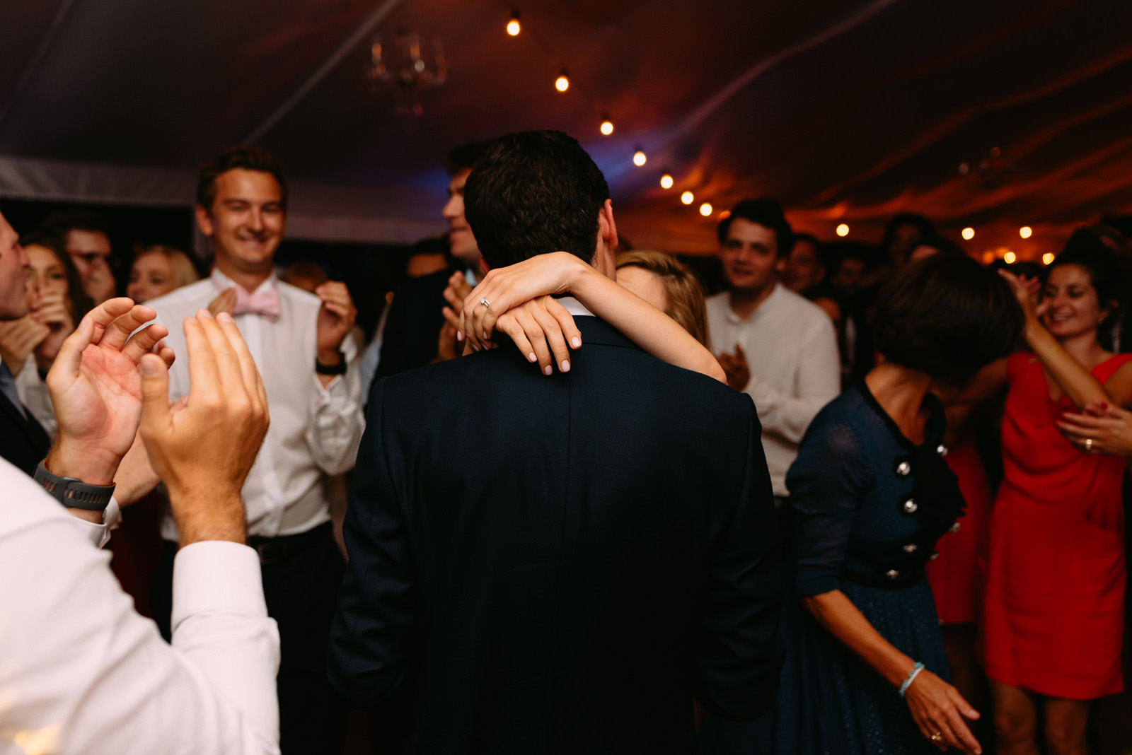 Zabawa weselna w Palacu Zdunowo- Luke Sezeck fotograf ślubny