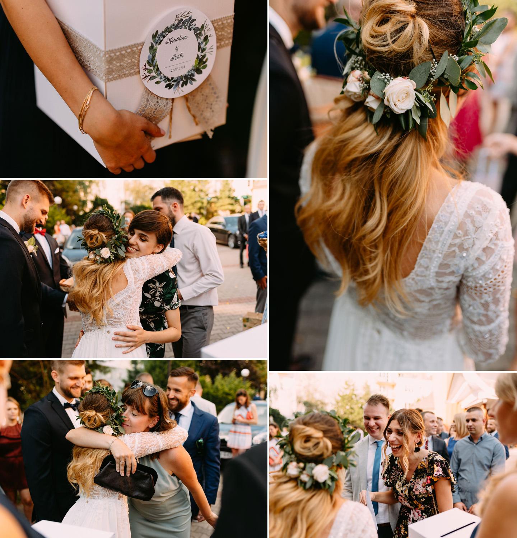 wesele w warszawie- panna młoda w rustykalnym stylu- Luke Sezeck