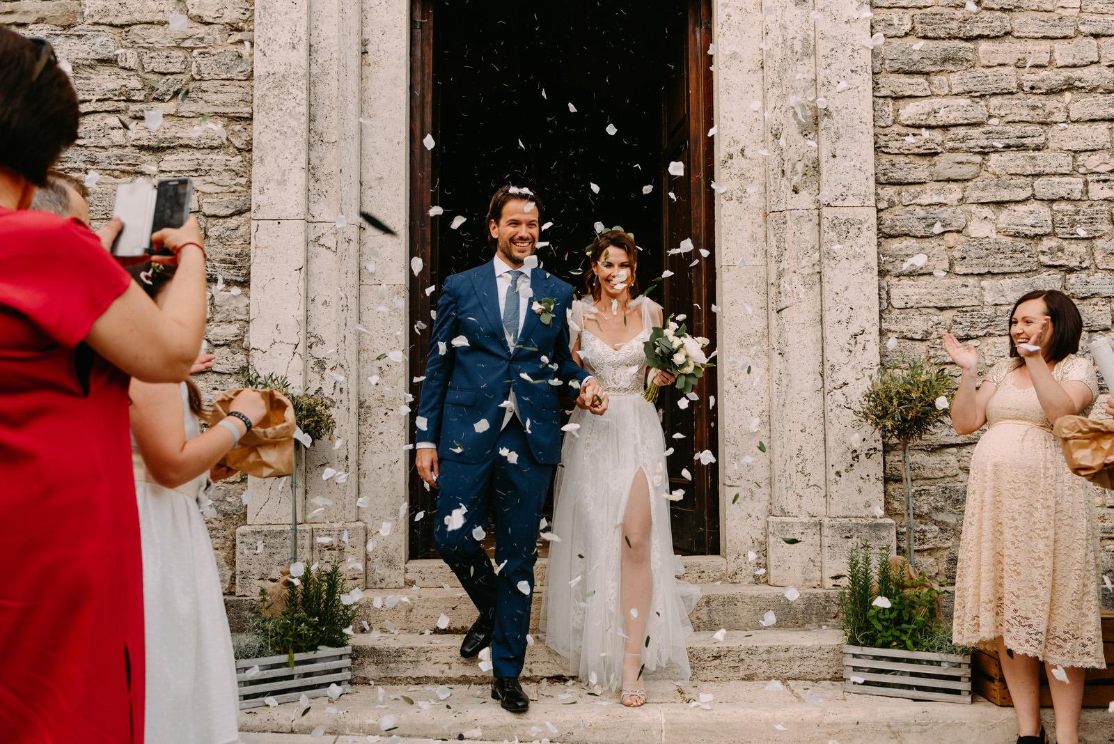 polsko-włoski ślub za granicą