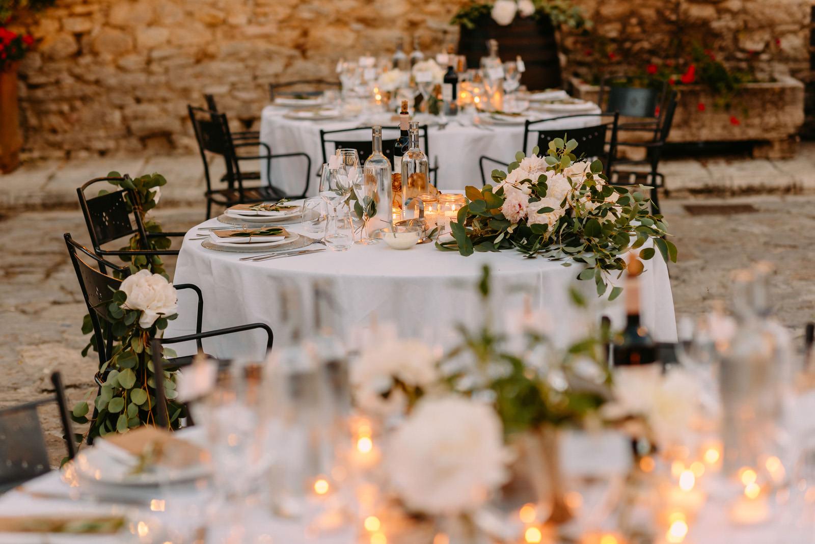 wesele w Castello di Titignano