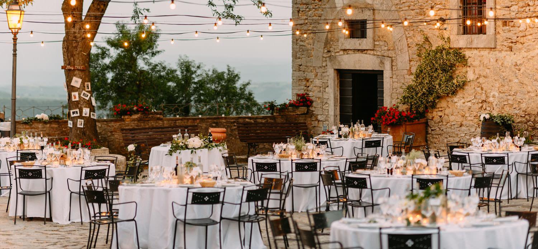 ślub za granica- włoskie wesele w Castello di Titignano - Luke Sezeck