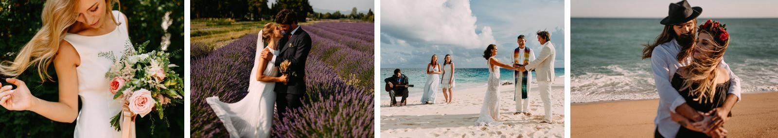 naturalna fotografia ślubna- sesja młodej pary- Luke Sezeck