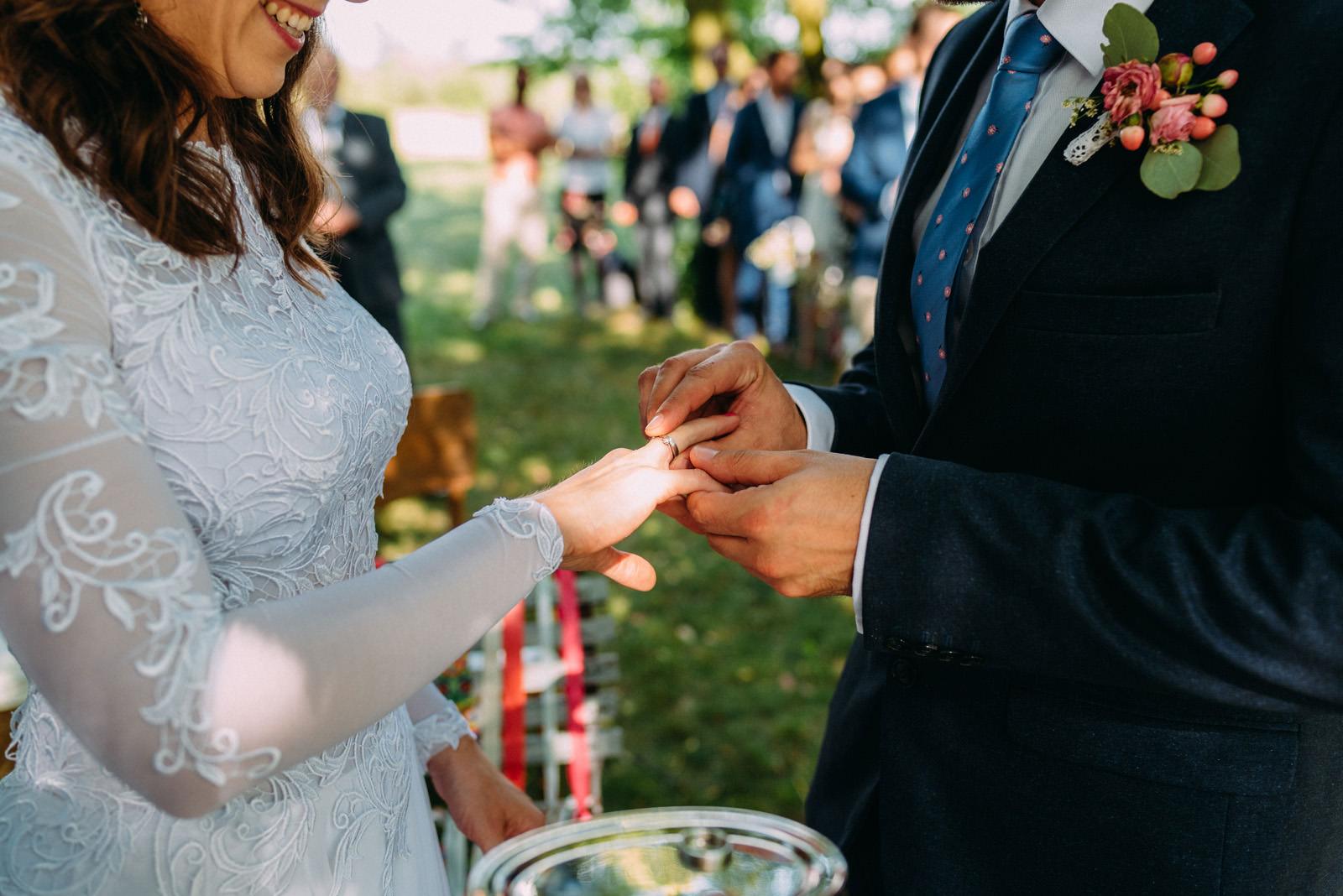 ślub plenerowy w Osadzie Młyńskiej