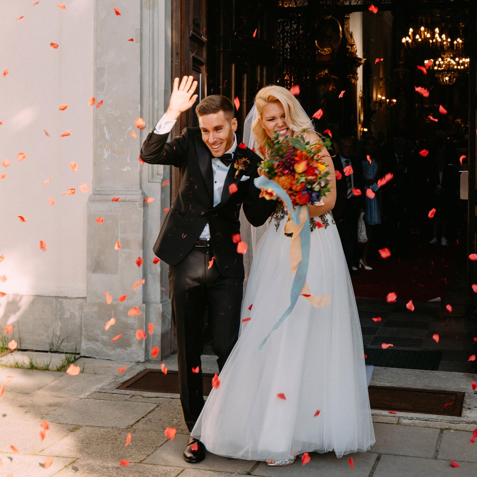 ślub kościelny w Warszawie