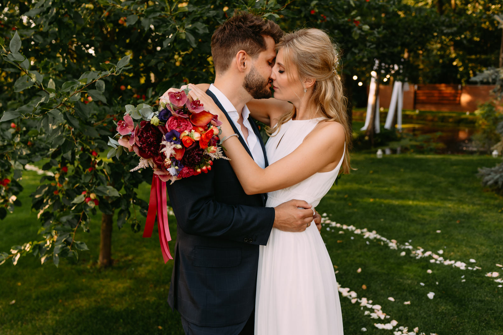 wesele plenerowe Łódź