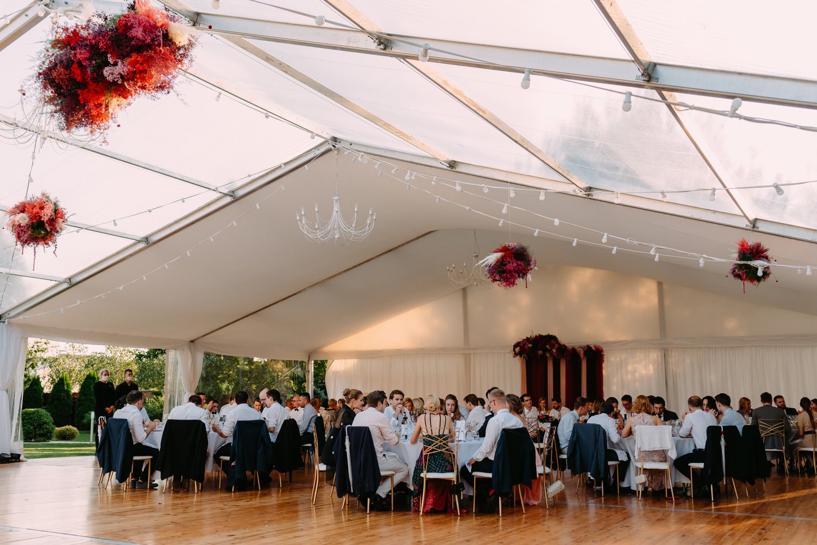 namiot na wesele Łódź